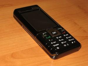 Ütésálló telefon