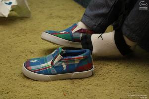 Kisfiú cipő