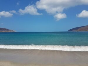 Karib tenger nyaralás